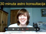Astro konsultacija u trajanju od 30 minuta