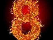 Numerologija I Broj 8