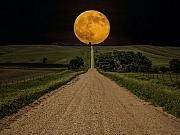 Mesec U Znaku Device U Vašoj Natalnoj Karti